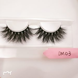 3d mink lashes strip