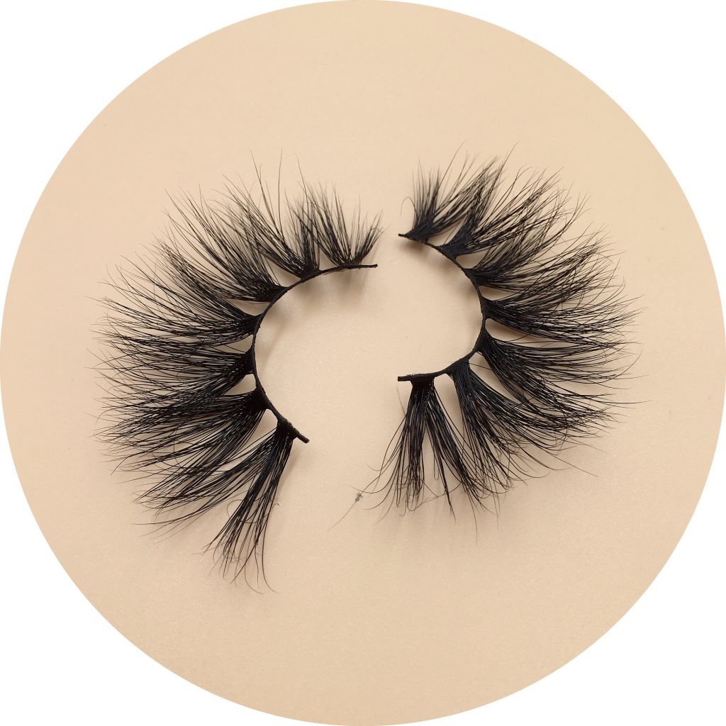 UPS Free Shipping 50 Pairs Wholesale Real Mink Lashes 3D ...