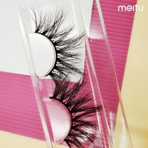 mink lashes 25mm(DH007)