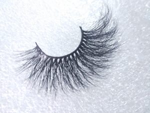 25mm strip eyelashes,