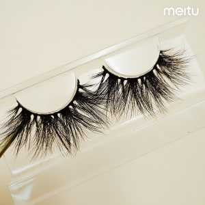 25mm Mink Strip Lashes