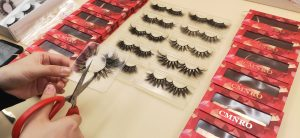 eyelash vendors wholesale 25MM