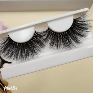 25mm lashes strip
