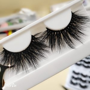 25mm mink lashes strips,