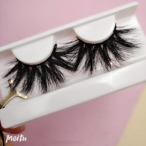 25mm siberian mink lashes,