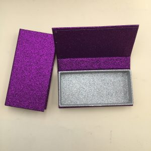 private label custom eyelash packaging