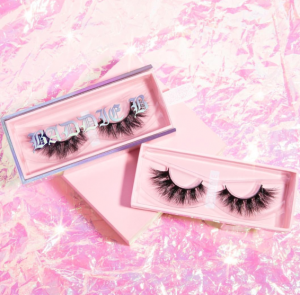 lashes packaging box