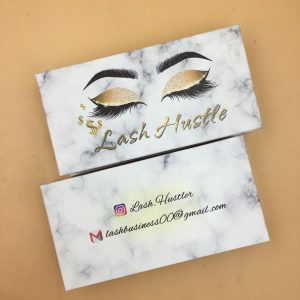 Private Label Eyelashes Boxes