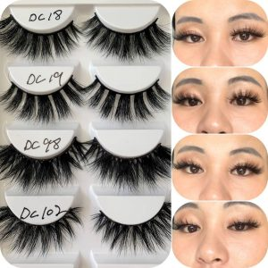 Best Mink Eyelash strip vendor list