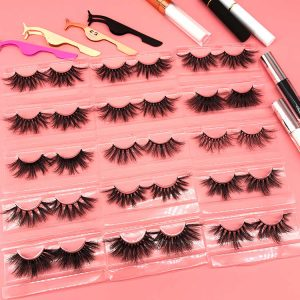 Wholesale 25MM Eyelashes Vendor