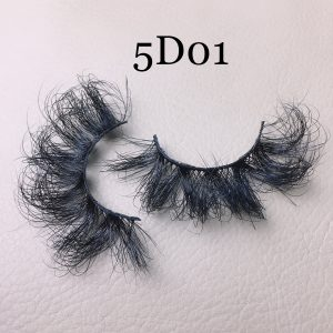 5D Fluffy Mink Lashes