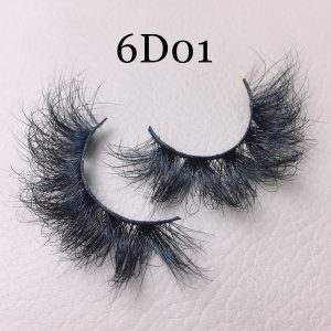 6D Fluffy Mink Lashes