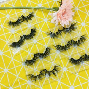 20MM 3D Mink Strip Lashes