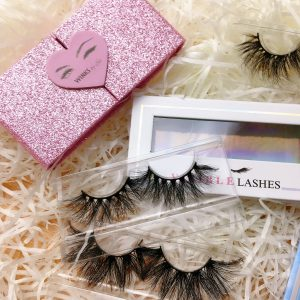 eyelash package box