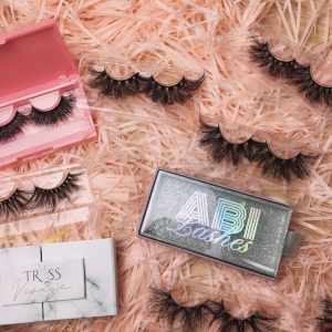 best luxury 3D mink false eyelashes